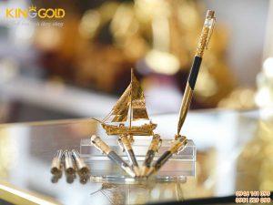 quà tặng bút ký mạ vàng cao cấp