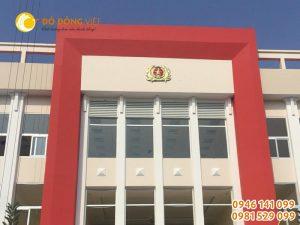 Đúc Quốc Huy, logo, huy hiệu bằng đồng tại Hà Nội, Sài Gòn, TP HCM